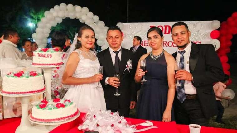 Matrimonio Lazos Fuertes