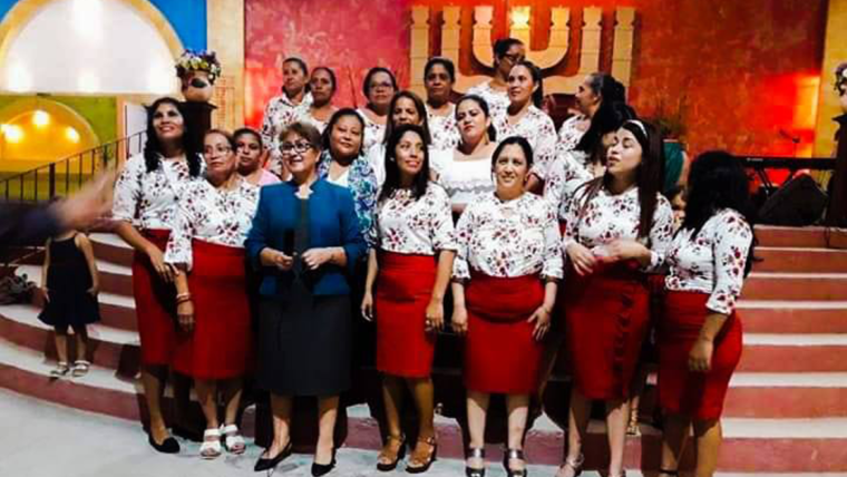 Mujeres con Visión de Reino