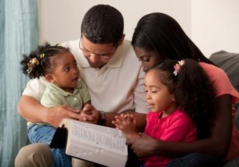 Oración y Fe en Familia
